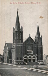 St. Leo's Catholic Church Postcard