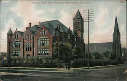 South Side High School