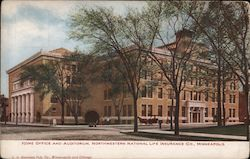 Home Office and Auditorium, Northwestern National Life Insurance Co.