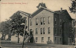 Rawson School Postcard