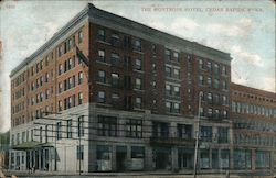 The Montrose Hotel Postcard