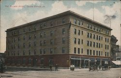 The Allison Hotel Postcard