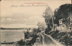 The Ferry Road Postcard