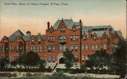 Hotel Dieu, Sisters of Charity Hospital