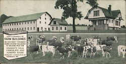 Farm Buildings and Cows - Hershey Chocolate Company