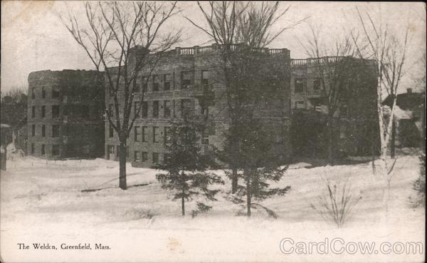 The Welden Greenfield Massachusetts
