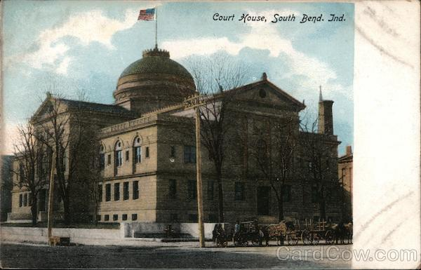Court house South Bend Indiana