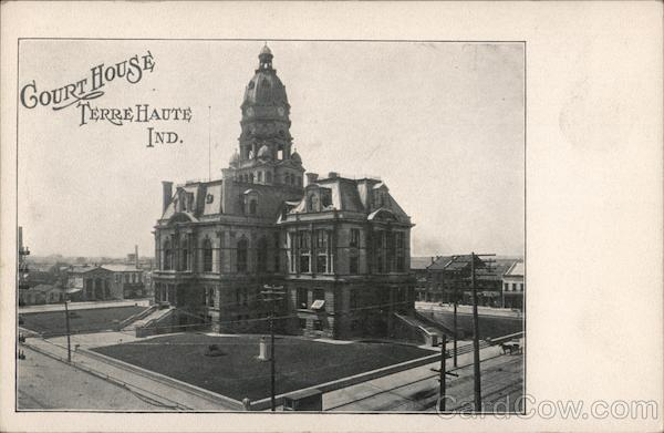 Court House Terre Haute Indiana