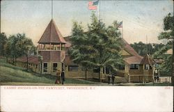 Casino Rhodes-on-the-Pawtuxet Postcard