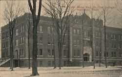 Mohn Hall, St. Olaf College Postcard