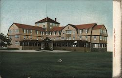 Sparhawk Hall Postcard