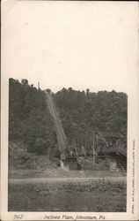 Inclined Plane Postcard