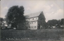 The Brother House Postcard