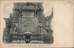 The North Front, Soldiers and Sailors Monument