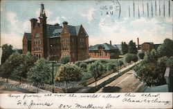 Rose Polytechnic Institute Postcard