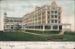 Traymore Hotel Postcard