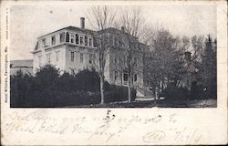 Hotel Willows Postcard