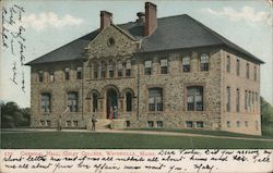 Chemical Hall, Colby College Postcard