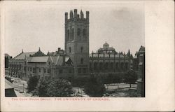 The Club House Group, The University of Chicago Postcard