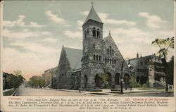 Church of the Epiphany Postcard