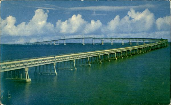 Chesapeake Bay Bridge Maryland