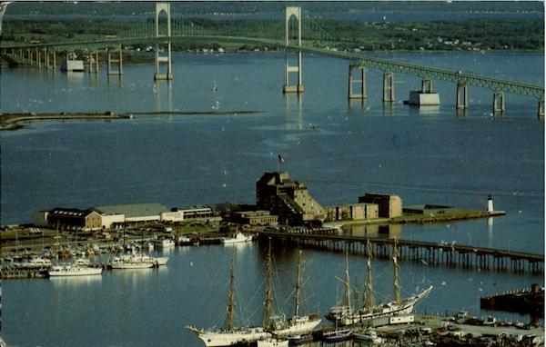 Sheraton Harbor Island >> Goat Island Sheraton-Islander Newport, RI