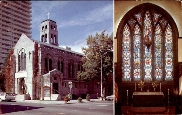 The First United Methodist Church Reno Nv
