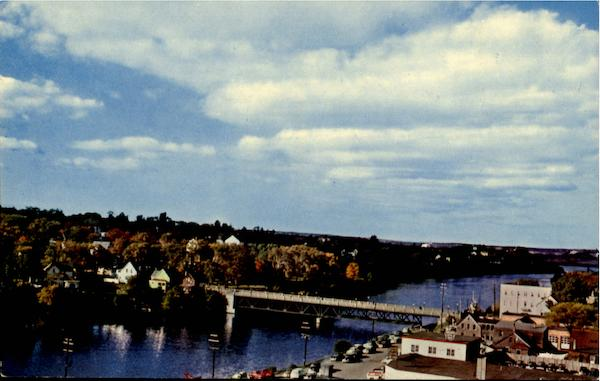 East River New Glasgow NS Canada Nova Scotia