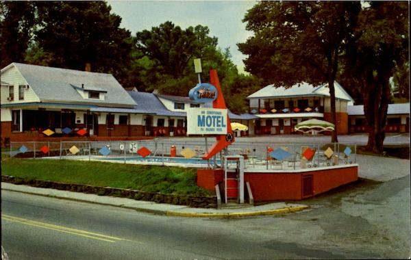 The Heiress Motel, Route 302 At 573 No. Main St Barre Vermont