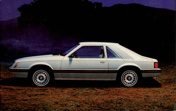 1980 Ford Mustang Cars