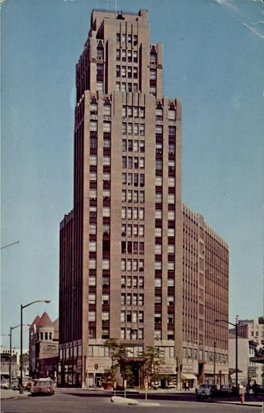 The State Tower Building Syracuse New York