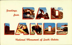 Greetings From Badlands
