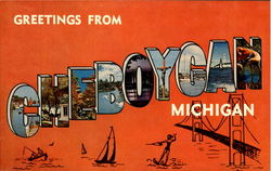 Greetings From Cheboygan