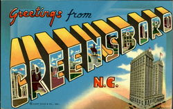 Greetings From Greensboro