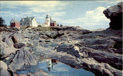 A Striking View Of Pemaquid Light