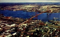 Angus L. Macdonald Bridge Postcard
