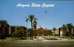 Arizona State Capitol Postcard