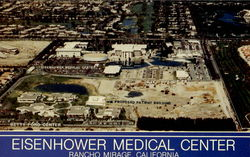 Eisenhower Medical Center Postcard