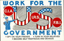 Work For U. S. Government