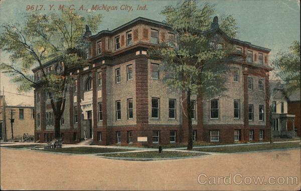 Y.M.C.A. Michigan City Indiana
