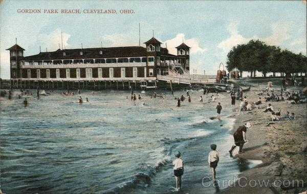Gordon Park Beach Cleveland Ohio