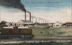 View of Standard Oil Plant