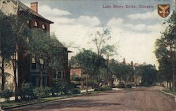 Lake Shore Drive Postcard