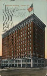 Jefferson Building Postcard