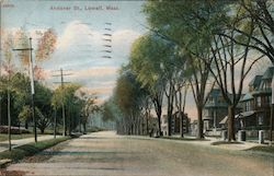 Andover St. Postcard