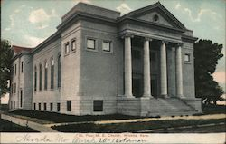 St. Paul M.E. Church Postcard