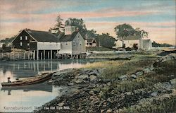 The Old Tide Mill Postcard