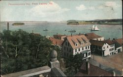 Passamaquoddy Bay Postcard