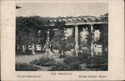 The Peristyle - The Grindstone Inn