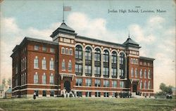 Jordan High School Postcard